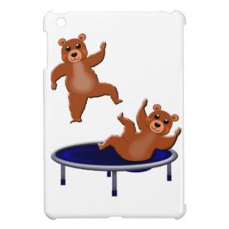 trampolining Bären iPad Mini Hülle