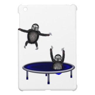 trampolining Trägheiten iPad Mini Hülle