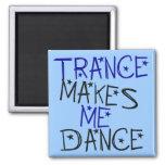Trance lässt mich tanzen kühlschrankmagnete
