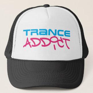 Trance-Süchtiger Truckerkappe