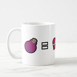 Trank-Videospiel-Kaffee-Tasse