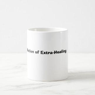 Trank von Extra-Heilendem Kaffeetasse