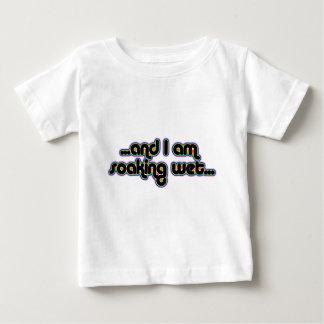 Tränkendes nasses Rainglow Baby T-shirt