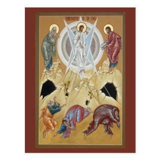 Transfiguration des Lords Prayer Card Postkarte