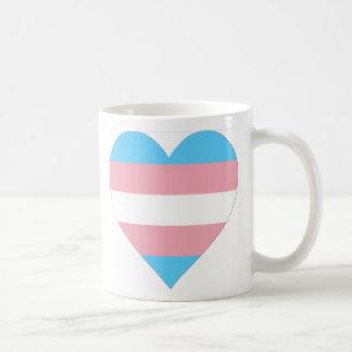 """Transgender-Herz-"" Tasse"