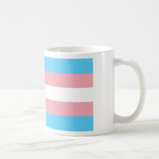 Transgender-Stolz-Flagge - LGBT Kaffeetasse