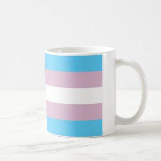Transgender-Stolz Kaffeetasse