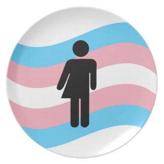 Transgender Teller