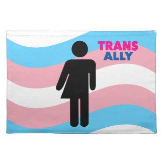 Transgender Tischset