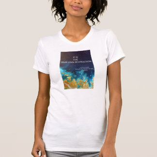 Transitioning = wahre Liebe-Revolution T-Shirt