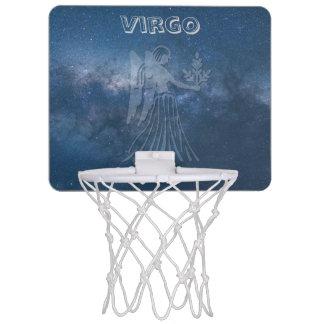 Transparente Jungfrau Mini Basketball Ring