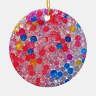 transparente Wasserbälle Keramik Ornament