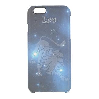 Transparenter Löwe Durchsichtige iPhone 6/6S Hülle
