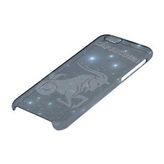 Transparenter Steinbock Durchsichtige iPhone 6/6S Hülle