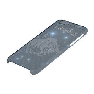 Transparenter Stier Durchsichtige iPhone 6/6S Hülle
