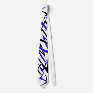 transparentes Stammes- Individuelle Krawatten
