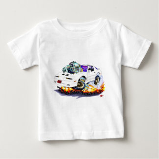 Transport 1982-92 morgens weißer Turbo GTA Baby T-shirt