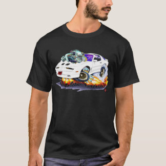 Transport 1982-92 morgens weißer Turbo GTA T-Shirt