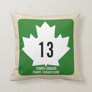 Transport-Kanada Signal Kissen