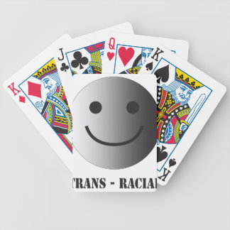 Transport-rassisch Bicycle Spielkarten
