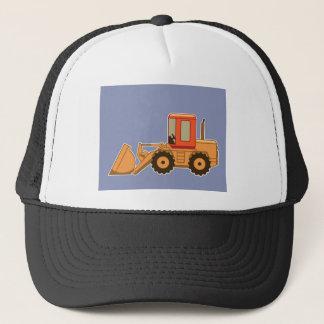 Transport-schwere Ausrüstung Payloader - Blau Truckerkappe