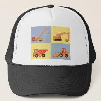 Transport-schwere Ausrüstungen - einfach und Truckerkappe