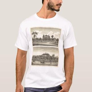 Transportgestell und Kilpatrick, Nebraska T-Shirt