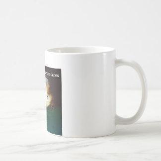 TrapezfehlerPräriehunde erklären jemand, das sich Kaffeetasse