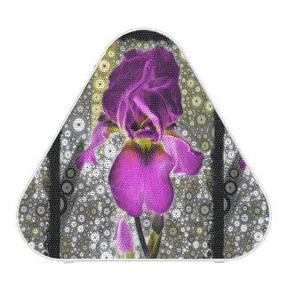 Trauben-Iris Pieladium Bluetooth Lautsprecher