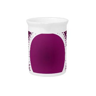 Trauben-lila Eklipse Krug