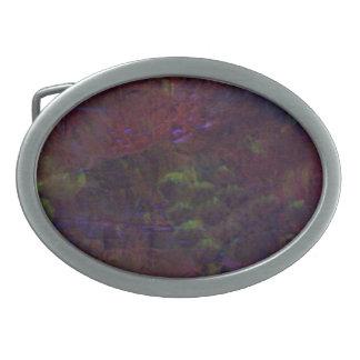 Trauben Ovale Gürtelschnalle