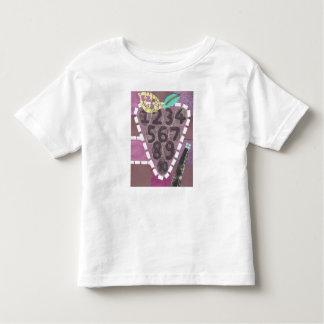 Trauben-Pool-Kleinkind-T - Shirt