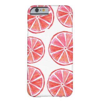 Traubenfruchtspaß-Telefonkasten Barely There iPhone 6 Hülle