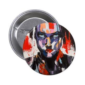 Trauen Runder Button 5,7 Cm