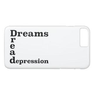 Traum-Angst-Krise iPhone 8 Plus/7 Plus Hülle