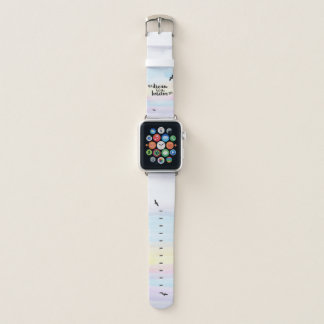 Traum` bis den Horizont Apple Watch Armband