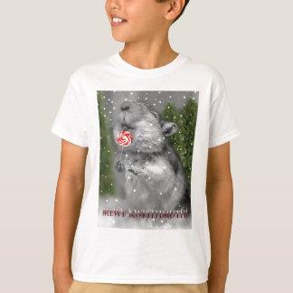 Traum des Gerbils Weihnachts T-Shirt