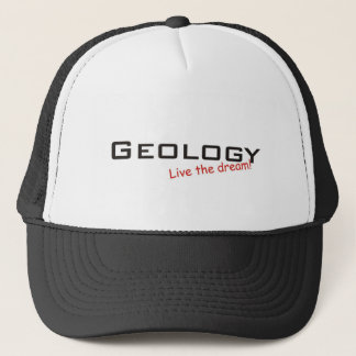 Traum/Geologie Truckerkappe
