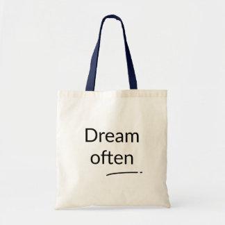 Traum-häufig Tasche