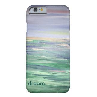Traum über offenem Wasser, harter Telefon-Kasten Barely There iPhone 6 Hülle