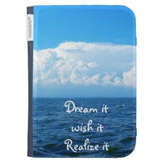 Traum verwirklicht es Wunsch es es Zitatseeentwurf