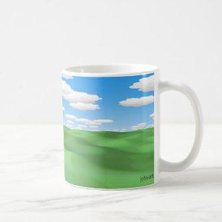 Traum von Dakota Kaffeetasse