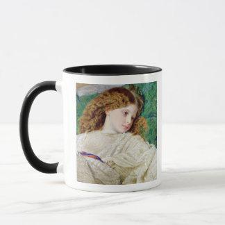 Träume, c.1861 (w/c, bodycolour und Gummi über Tasse