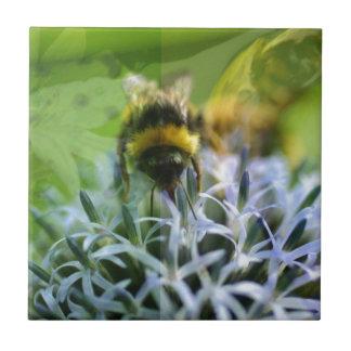 Träume der Biene Keramikfliese