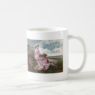 Träume der Vergangenheit Kaffeetasse