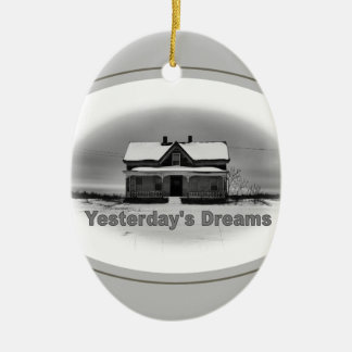 Träume von gestern weihnachtsbaum ornamente