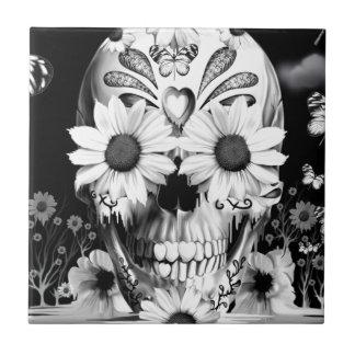 Träumen der Gänseblümchen Keramikfliese