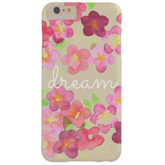 Träumen des Kirschblüten-Telefon-Kastens Barely There iPhone 6 Plus Hülle