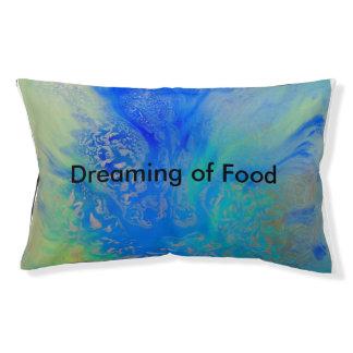 Träumen des Nahrungsmittelhundebetts Haustierbett