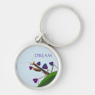 Träumen von Mantis Schlüsselanhänger
